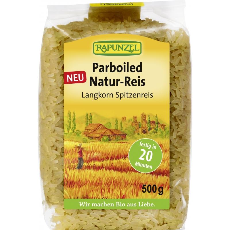 Rapunzel Bio Parboiled Natur-Reis