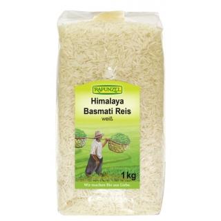 Rapunzel Bio Himalaya Basmati Reis weiss