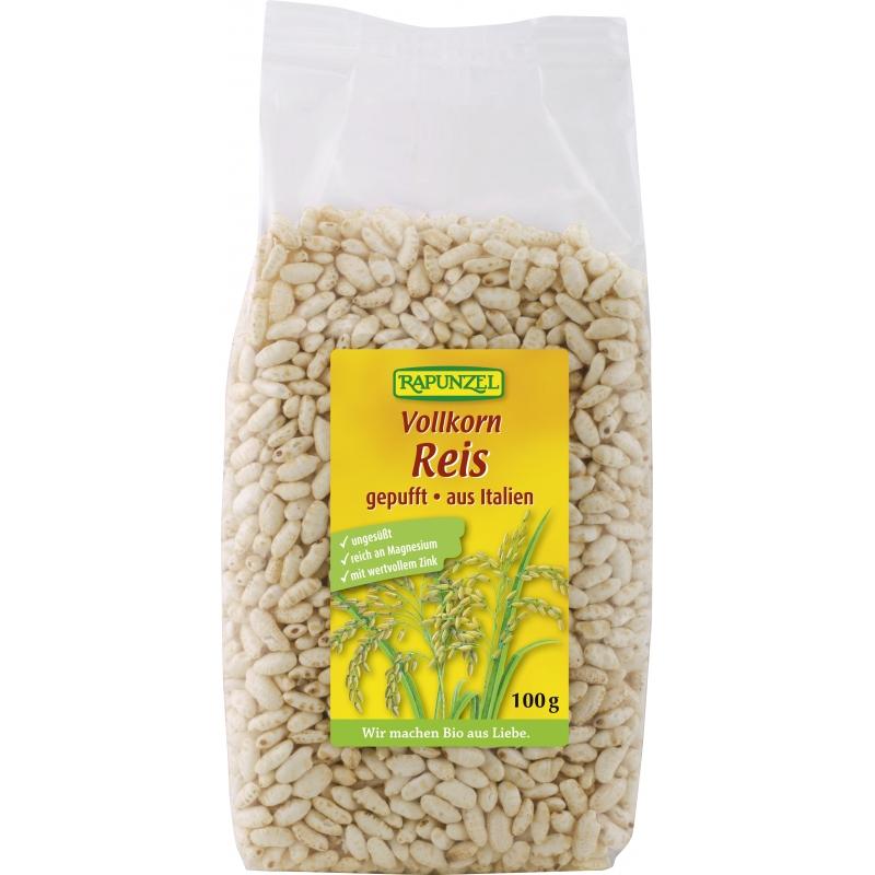 Rapunzel Bio Vollkorn Reis gepufft