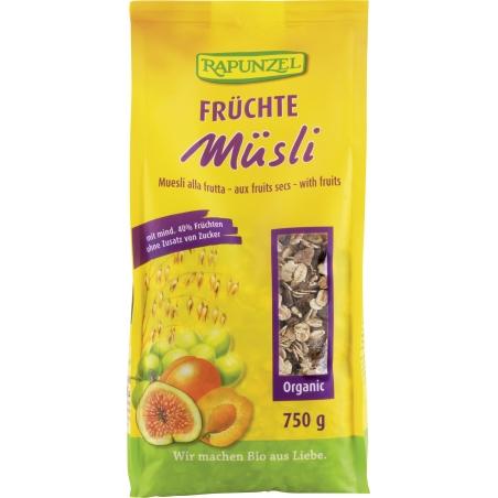 Rapunzel Bio Früchte Müesli