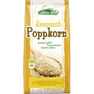 Allos Bio Amaranth-Poppkorn
