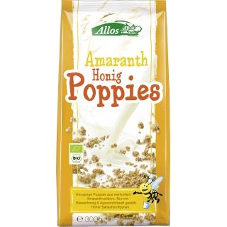 Allos Bio Amaranth Honey Poppies