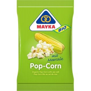 Mayka Bio Pop-Corn mit Meersalz