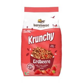 Barnhouse Bio Krunchy Müesli Erdbeer