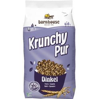 Barnhouse Bio Krunchy Pur Müesli Dinkel