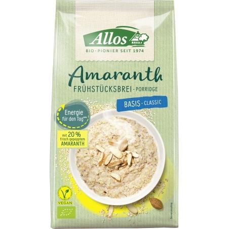 Allos Bio Amaranth Frühstücksbrei Basis