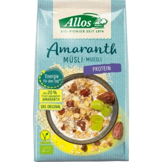 Allos Bio Amaranth Müsli Protein