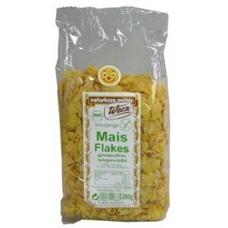 Werz Bio Mais-Flakes ungesüsst