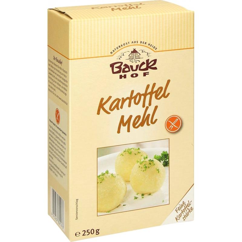 Bauckhof Bio Kartoffelmehl Stärke glutenfrei