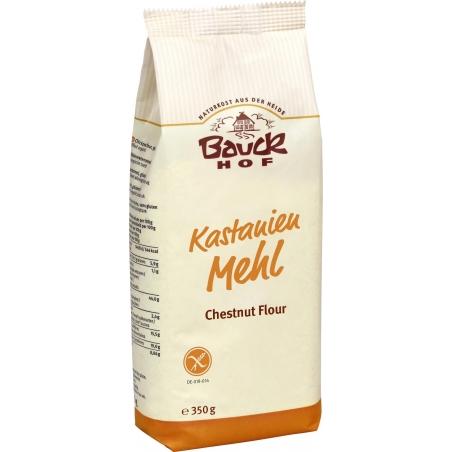 Bauckhof Bio Kastanienmehl glutenfrei