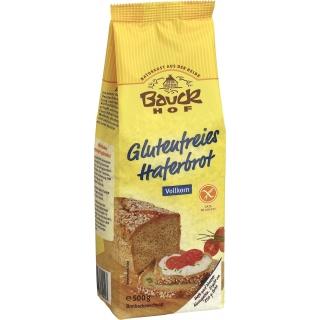 Bauckhof Bio Haferbrot Vollkorn glutenfrei