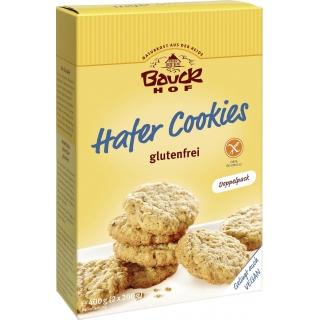 Bauckhof Bio Backmischung Hafer Cookies glutenfrei