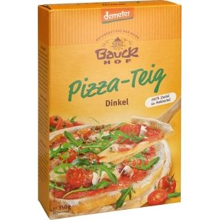 Bauckhof Bio Demeter Backmischung Pizza-Teig Dinkel