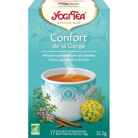 Yogi Tea Bio Halswärmer Tee