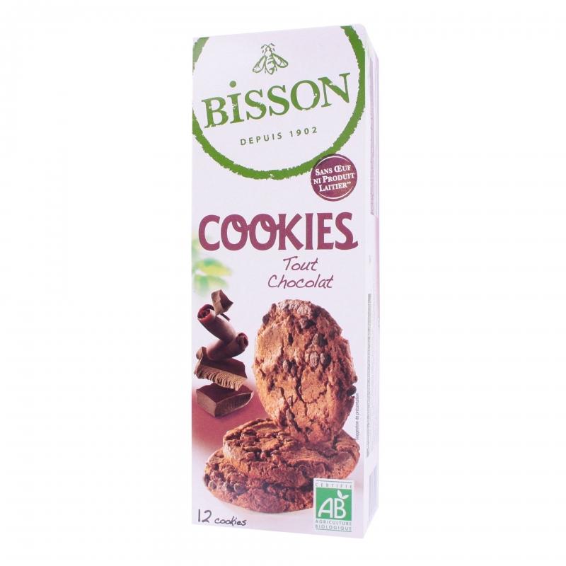 Bisson Bio Cookies Schokolade