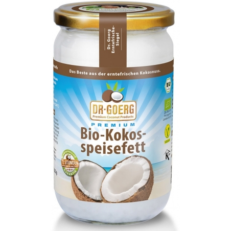 Dr. Goerg Bio Kokosspeisefett desodorisiert