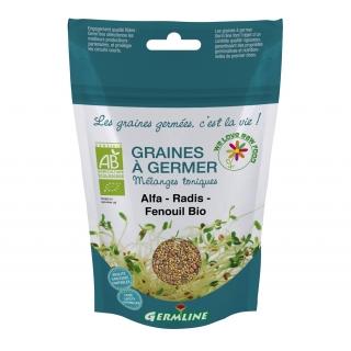 Germline Bio Keimsaat Alfalfa-Rettich-Fenchel