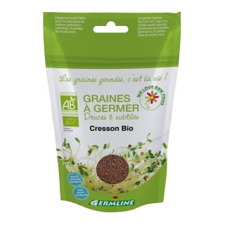 Germline Bio Keimsaat Kresse