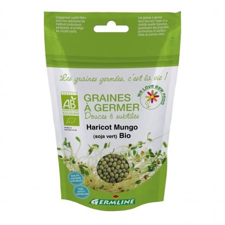 Germline Bio Keimsaat Mungobohne