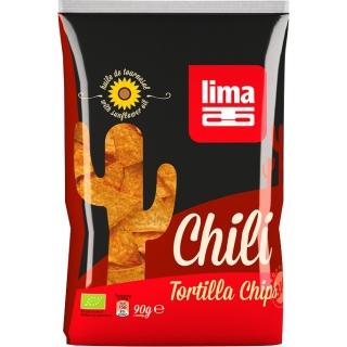 Lima Bio Chips Tortilla Chili
