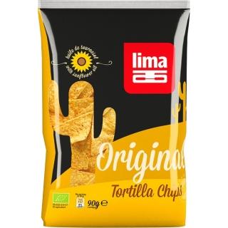 Lima Bio Chips Tortilla Original