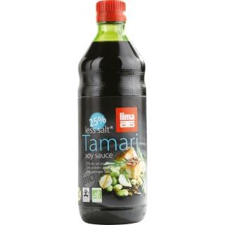Lima Bio Tamari 25 Prozent weniger Salz