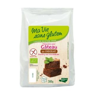 Ma vie sans Gluten Bio Backmischung Schoko-Kuchen