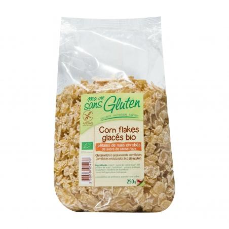 Ma vie sans Gluten Bio Corn Flakes gezuckert
