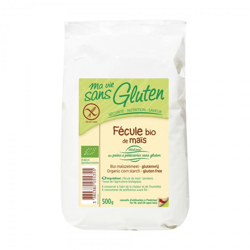 Ma vie sans Gluten Bio Maisstärke