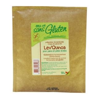 Ma vie sans Gluten Sauerteig-Hefe-Extrakt Quinoa