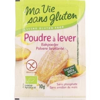 Ma vie sans Gluten Bio Backpulver Patisserie glutenfrei