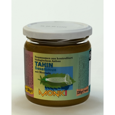 Monki Bio Tahini mit Salz