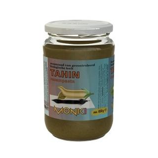 Monki Bio Tahini ohne Salz