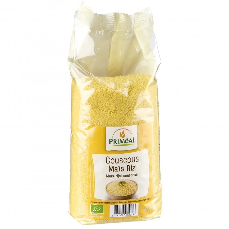 Priméal Bio Couscous Mais und Reis