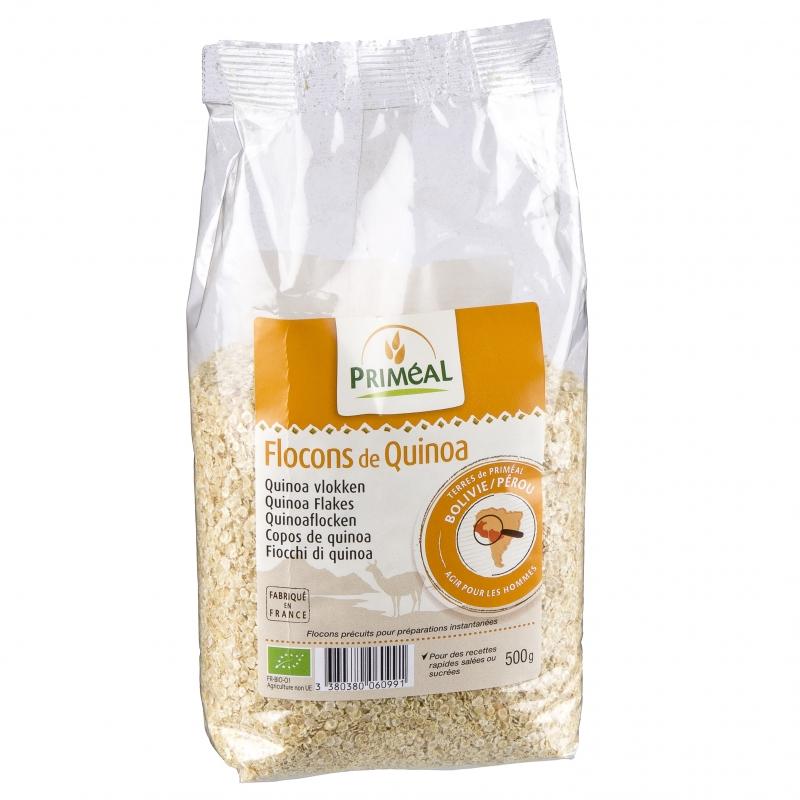 Priméal Bio Quinoa Flakes