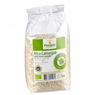 Priméal Bio Reis rund Halbvollkorn Camargue