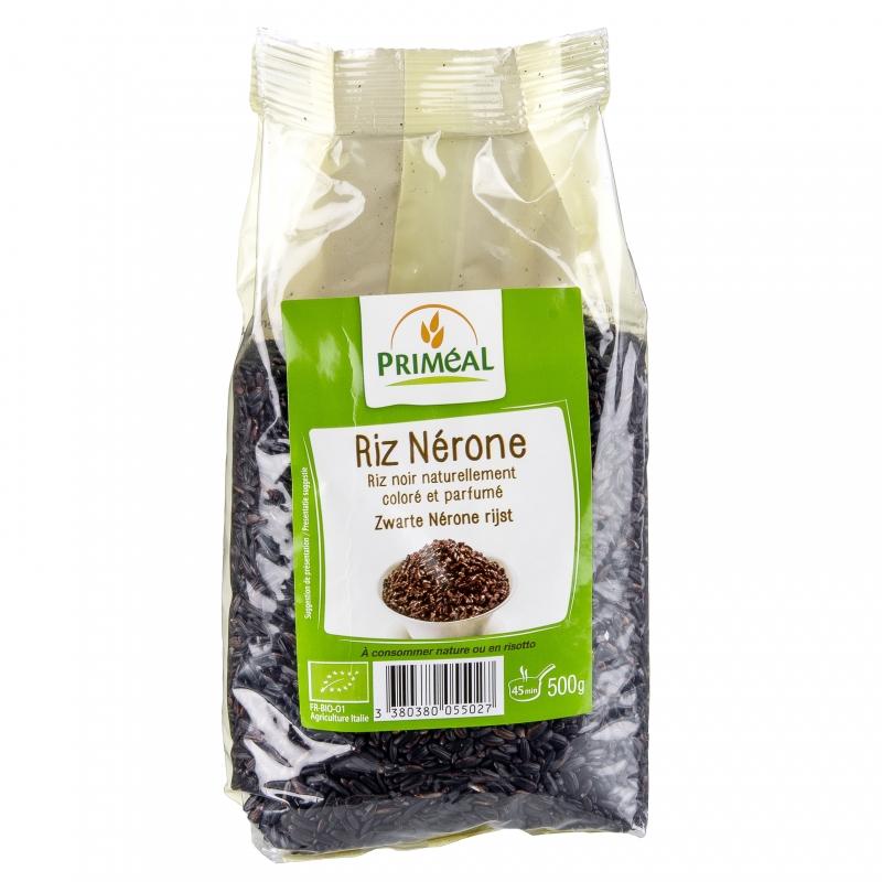 Priméal Bio Reis schwarz