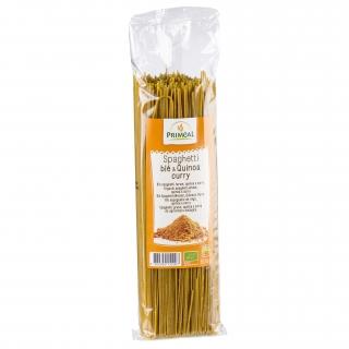 Priméal Bio Spaghetti Quinoa Curry