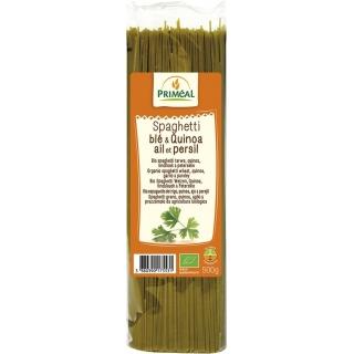 Priméal Bio Spaghetti Quinoa Knoblauch-Petersilie