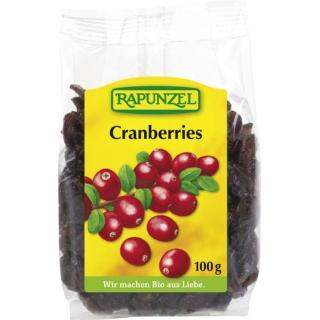 Rapunzel Bio Cranberries getrocknet