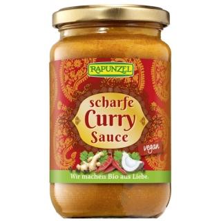Rapunzel Bio Sauce Curry scharf