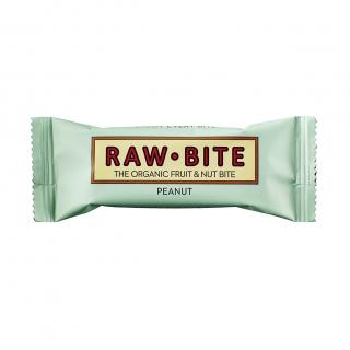 Rawbite Bio Rohkostriegel Erdnuss