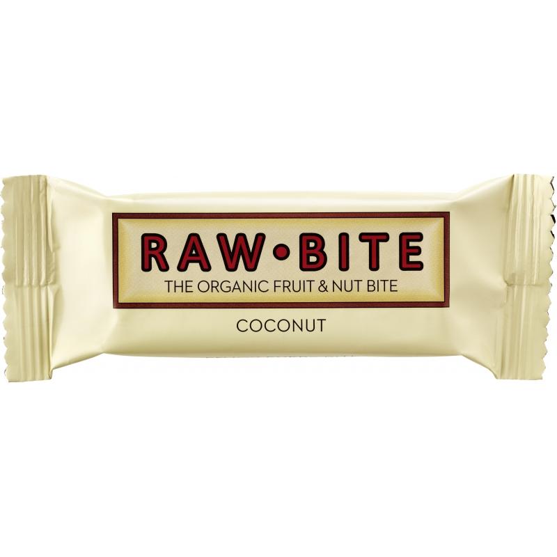 Rawbite Bio Rohkostriegel Kokosnuss