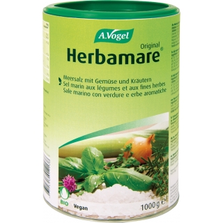 A. Vogel Bio Herbamare Meersalz für Salat und Gemüse