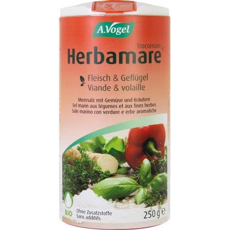A. Vogel Bio Herbamare Meersalz für Fleisch und Geflügel