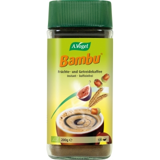 A. Vogel Bio Früchte- und Getreidekaffee Bambu Instant