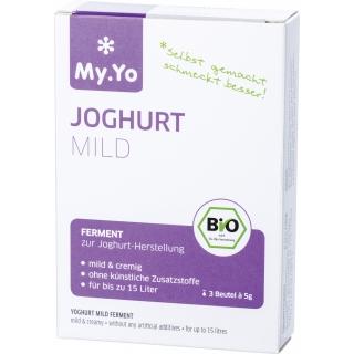 My.Yo Bio Joghurt Pulver Ferment mild