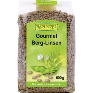Rapunzel Bio Berg-Linsen Gourmet