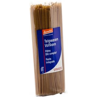 Vanadis Bio Demeter Spaghetti Vollkorn