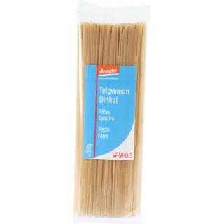 Vanadis Bio Demeter Spaghetti Dinkel